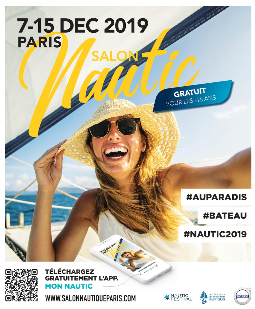 Salon nautique 2019, un bilan plutôt positif (article de Nautic News)